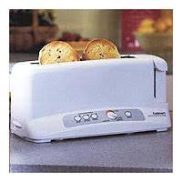 Cuisinart Toasters Cpt 40 Custom Control Electronic Toaster Cpt 40 From Cuisinart