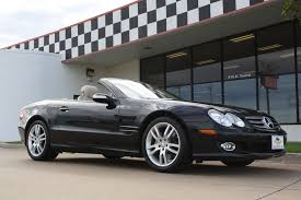2008 mercedes benz sl 550 2 door retractable hardtop roadster