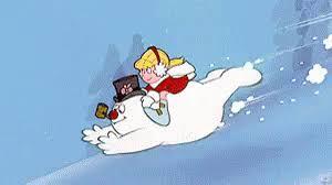 popular frosty snowman melting gifs u0027s sharing