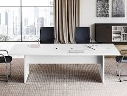 delta office writing desk delta evo meeting table by las mobili