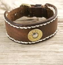 leather bracelet designs images 20 gauge shotgun shell leather bracelet bullet designs inc jpg