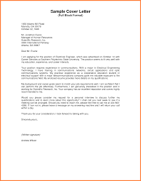 Sample Cover Letter For Business by Business Letter Format Cover Letter Examples Business Support Of