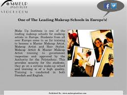 Makeup Schools In Ma Make Up Institute Stockholm