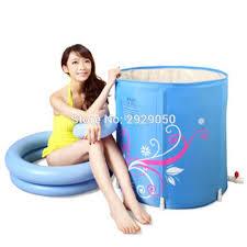 si e baignoire adulte épaissie coton baignoire baignoire adulte baignoire gonflable