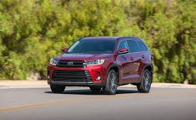 toy0ta 2017 toyota highlander drive u2013 review u2013 car and driver