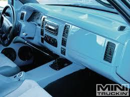 2003 dodge dakota blue baller mini truckin u0027 magazine