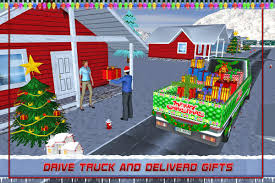 santa x mas gift delivery 2017 android apps on google play