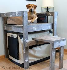 Make Wood Bunk Beds by Dog Bunk Bed Idea Bunk Bed Window And Dog