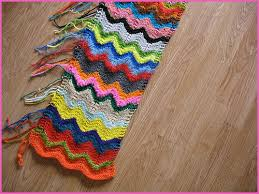 zig zag knitting stitch pattern zig zagged bits and bobbins