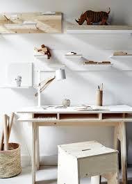 le bureau design pas cher diy fabriquer un bureau design et pas cher tout en bois desks