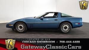 corvettes for sale in chicago area 1985 corvette coupe for sale illinois 1985 chevrolet corvette