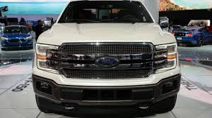 2018 ford f150 facelift with v6 diesel engine youtube