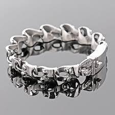 stainless steel bracelet price images Men bracelet stainless steel skull links chain bracelet men 39 s jpg