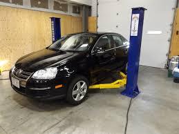 universalift 1 2 post car lift portable 2 post car lift 2 post
