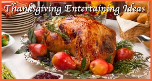 thanksgiving entertaining tips hair coloring coupons