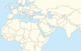 outline map middle east image result for printable map of the middle east and northern