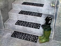 Nora Rubber Stair Treads by Rubber Stair Treads Lowes House Exterior And Interior The