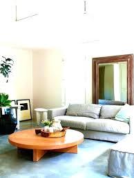 circle table that gets bigger short tables living room short floor l living room smart look