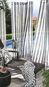Black Outdoor Curtains Curtain Commonwealth Outdoor Curtains Curtain Panel Rods Ikea