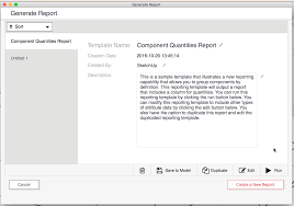 Components Of A Spreadsheet Generate Report Option Group Instances Of Identical Components