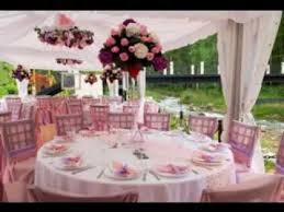 diy wedding reception decorations ideas youtube