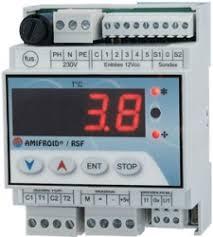 temperature chambre régulateur standard froid ref rsf amifroid régulateur de