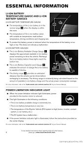 nissan leaf ev system warning light nissan leaf 2016 1 g quick reference guide