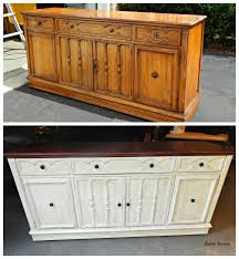 goodwill credenza part 2 stylish revamp