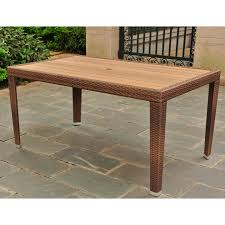 Rectangular Patio Tables Patio Tables