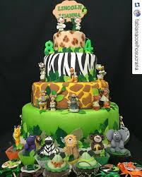 Super Festa Infantil Safari do Mickey – Dicas de decoração, bolos e  @JR94