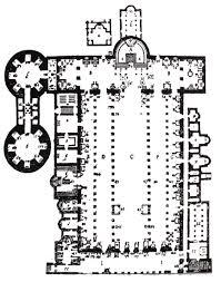 Parthenon Floor Plan Ancient Plan Bacilica Google Search Plans Pinterest