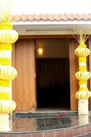 South Indian Home Interior Design Photos Suhaag Garden Jodha Akbar Theme Mandap Mint Green Chiffon Drapes