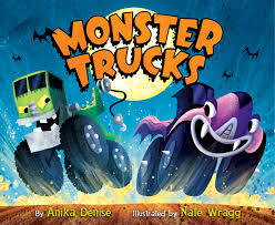 monster trucks trucks for children children u0027s book author anika denisa u2013 children u0027s book author