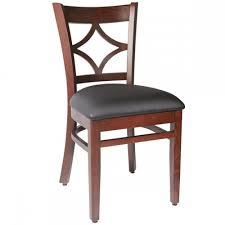 chaise wengé structure wengé chaise assise noir g3pro