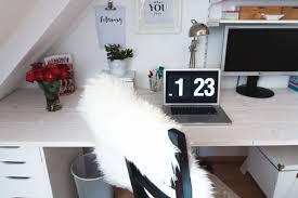 Schreibtisch Selber Bauen Diy Unser Neuer Schreibtisch Kleidermaedchen Fashion Beauty