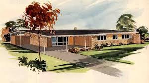 california ranch style homes 1950 u0027s u2013 1960 u0027s the invisible agent
