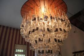 beer bottle light fixture beer bottle chandelier lantern chandeliers hanging ls start
