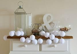 guirlande lumineuse d馗o chambre beaucoup d idées déco avec la guirlande lumineuse boule archzine fr
