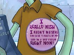 Who Put You On The Planet Meme - spongebuddy mania 10th anniversary