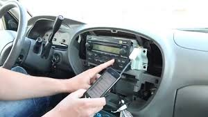 2001 toyota sequoia toyota sequoia 2001 2007 iphone ipod aux and bluetooth adapter