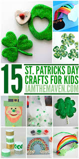 st patrick u0027s day crafts i am the maven