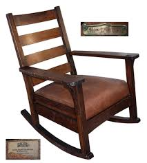Oak Rocking Chairs For Sale 70 000 Rocking Chair Used By Ike Jfk Lbj Auctioned