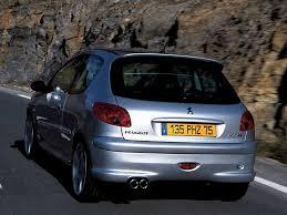 peugeot 206 tuning peugeot 206 3 doors specs 2002 2003 2004 2005 2006 2007