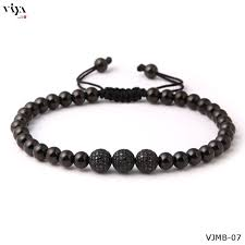 aliexpress buy 2016 new fashion men jewelry black cz aliexpress buy 2016 new waterproof black macrame