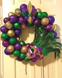 best 25 mardi gras wreath ideas on mardi gras