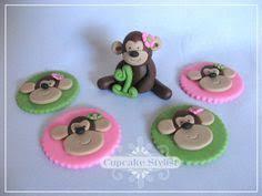 Baby Monkey Centerpieces by Baby Shower Monkey Balloon Centerpiece вคвƴ Shᵒwєr U2022 ᴗ