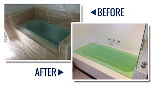 resurfacing bathrooms my story