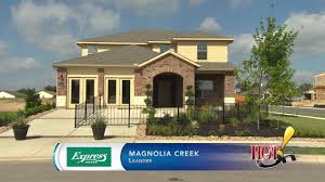Magnolia Homes Texas by Express Homes At Magnolia Creek In Leander Tx Youtube