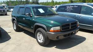 2002 dodge durango sport 2002 dodge durango sport sxt for sale in rock hill
