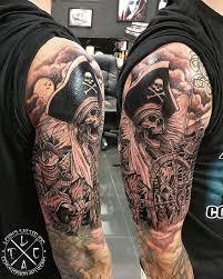 the 25 best pirate tattoo ideas on pinterest pirate tattoo
